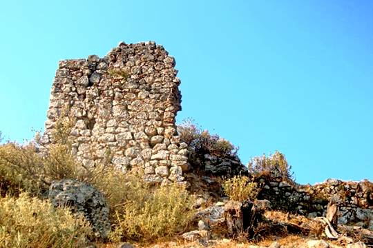 tower of northern wall