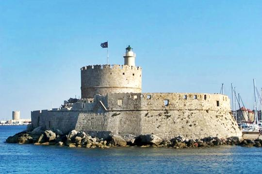 Fortress of Agios Nicolaos