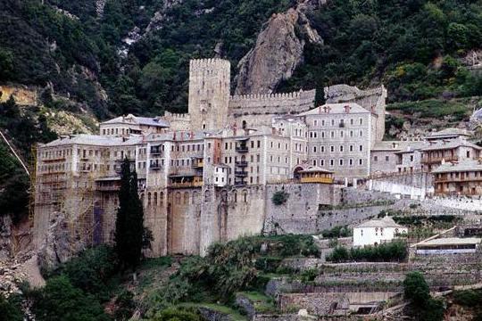 Μέγας Πύργος Αγίου Παύλου - Ελληνικά Κάστρα