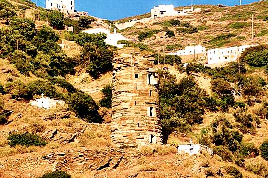 Tower of Agios Petros