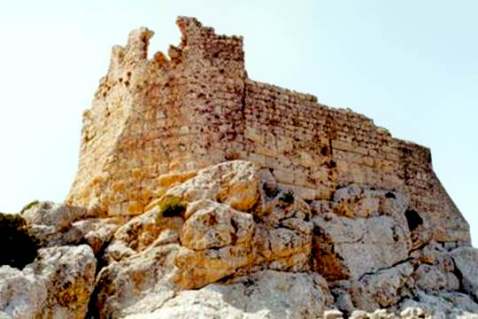 Castle of Alimia