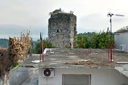 NW isolated tower (Google Street)