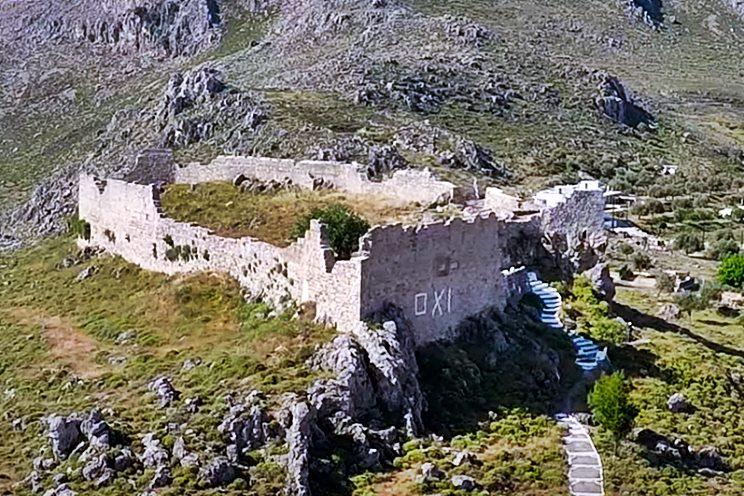 Κάστρο Αρχαγγέλου - Ελληνικά Κάστρα