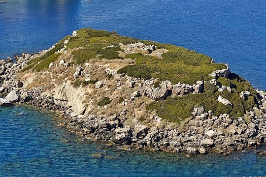 Tower of the Archagelos islet