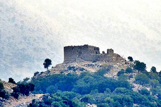 Fortress of Askyfou