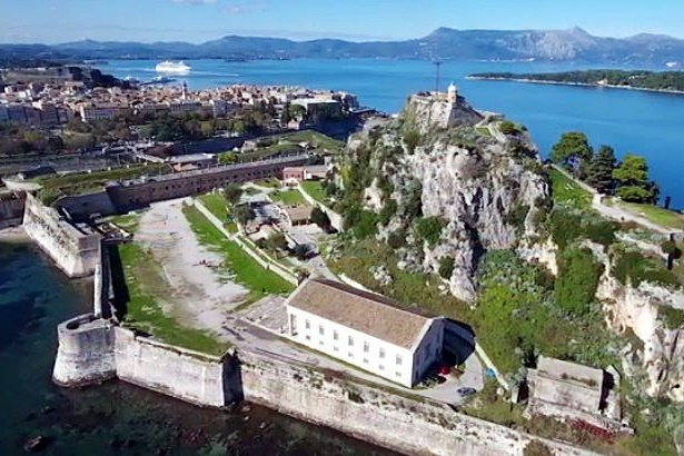 Old Fortress of Corfu