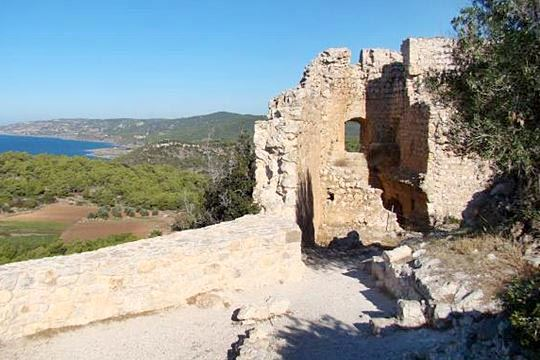 Castle of Filerimos