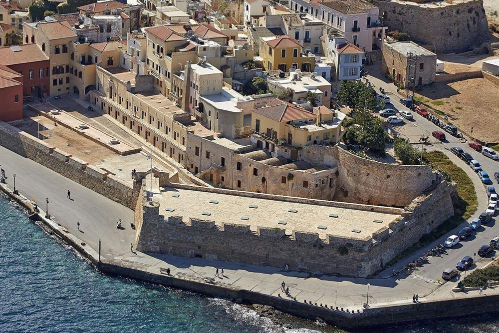 Φρούριο Φιρκά - Ελληνικά Κάστρα