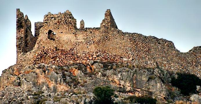 Castle of Fylla - Greek Castles