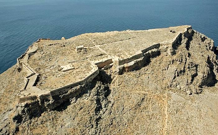 Φρούριο Γραμβούσας - Ελληνικά Κάστρα