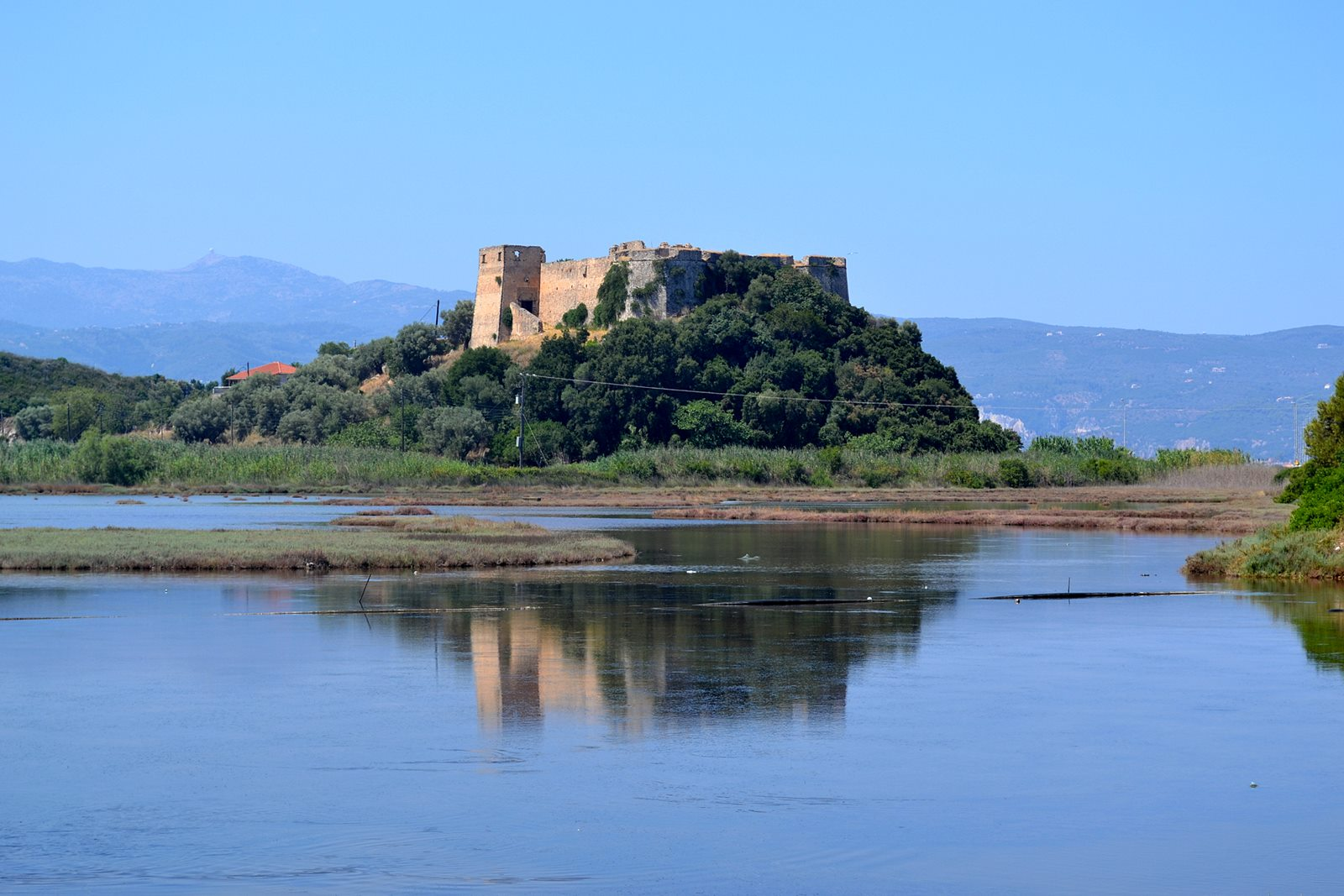 Castle of Grivas<br/>
