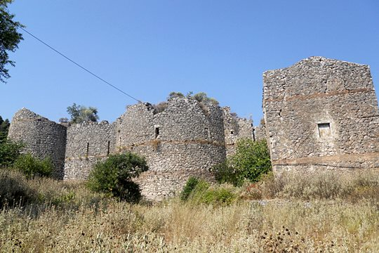 Castle of Kalamos<br/>photo from Zavitsanos Dimitris