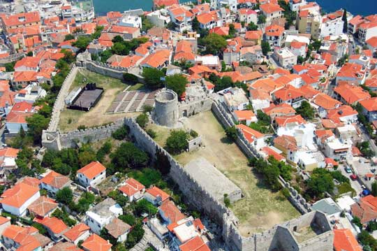 Fortress of Kavala<br/>