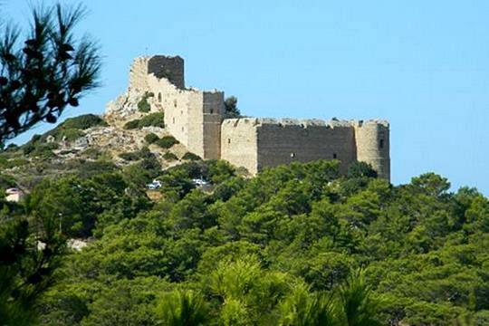Κάστρο Κρητηνίας - Ελληνικά Κάστρα