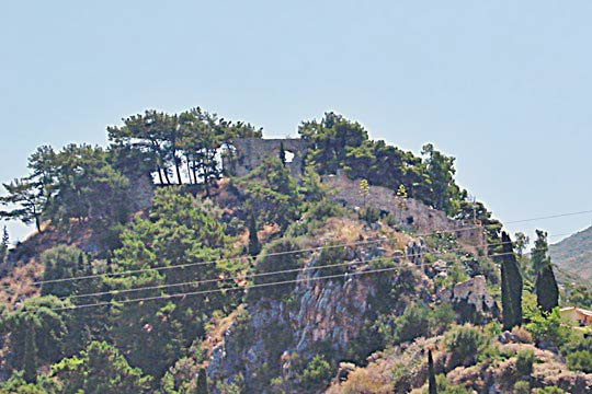 Castle of Kyparissia