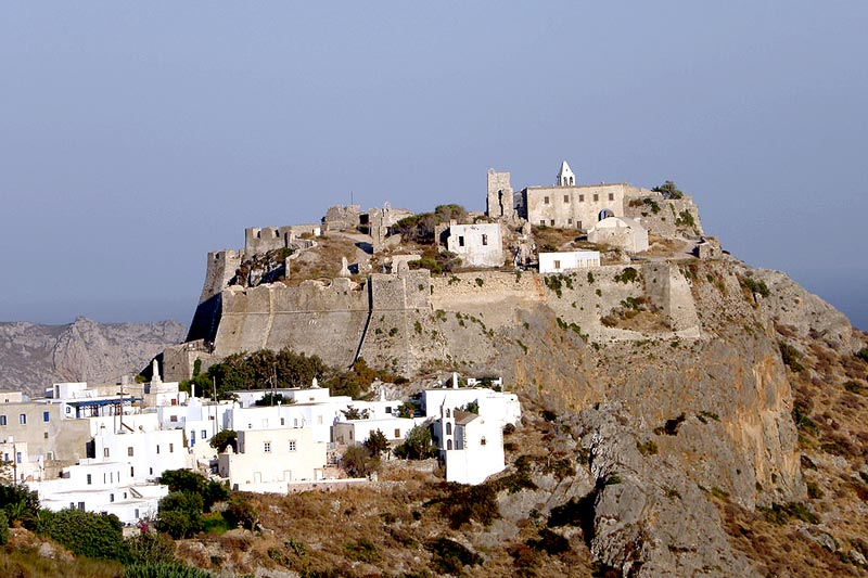 Castle of Chora of Kythira<br/>