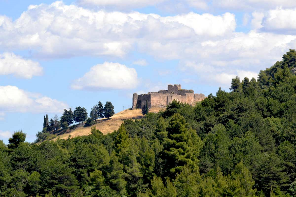 Castle of Mendenitsa