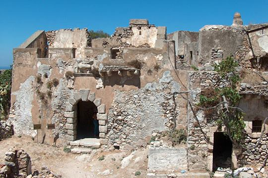 Castle of Mylopotamos