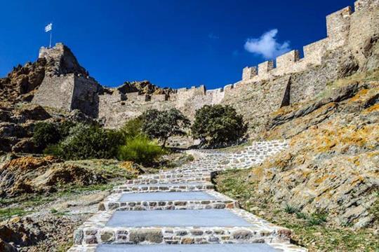 Κάστρο Μύρινας - Ελληνικά Κάστρα