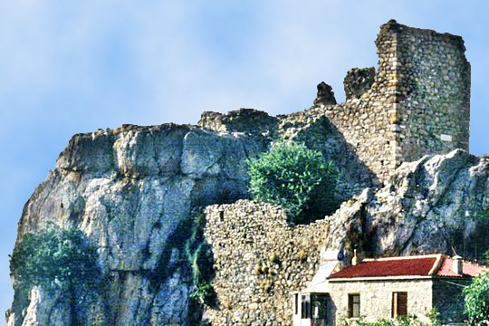 Castle of Samothraki<br/>