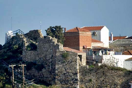 Castle of Skopelos