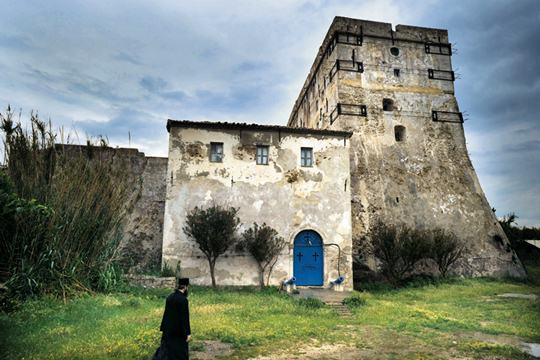 Μοναστήρι Στροφάδων - Ελληνικά Κάστρα