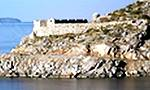 Forts of  Mandraki in Hydra